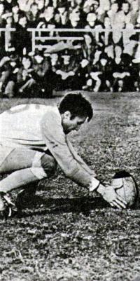 Анатолий Гоняный в сборной СССР выполнял штрафные удары