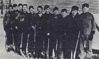 Детская команда из Сестрорецка «Бочага»