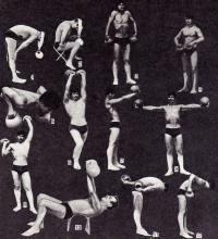 Фотографии силовых упражнений