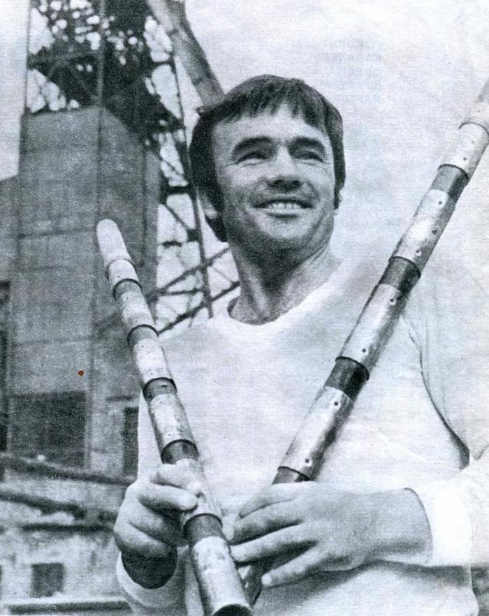 Григорий Иващенко, мастер спорта, кавалер ордена Трудовой Славы III степени