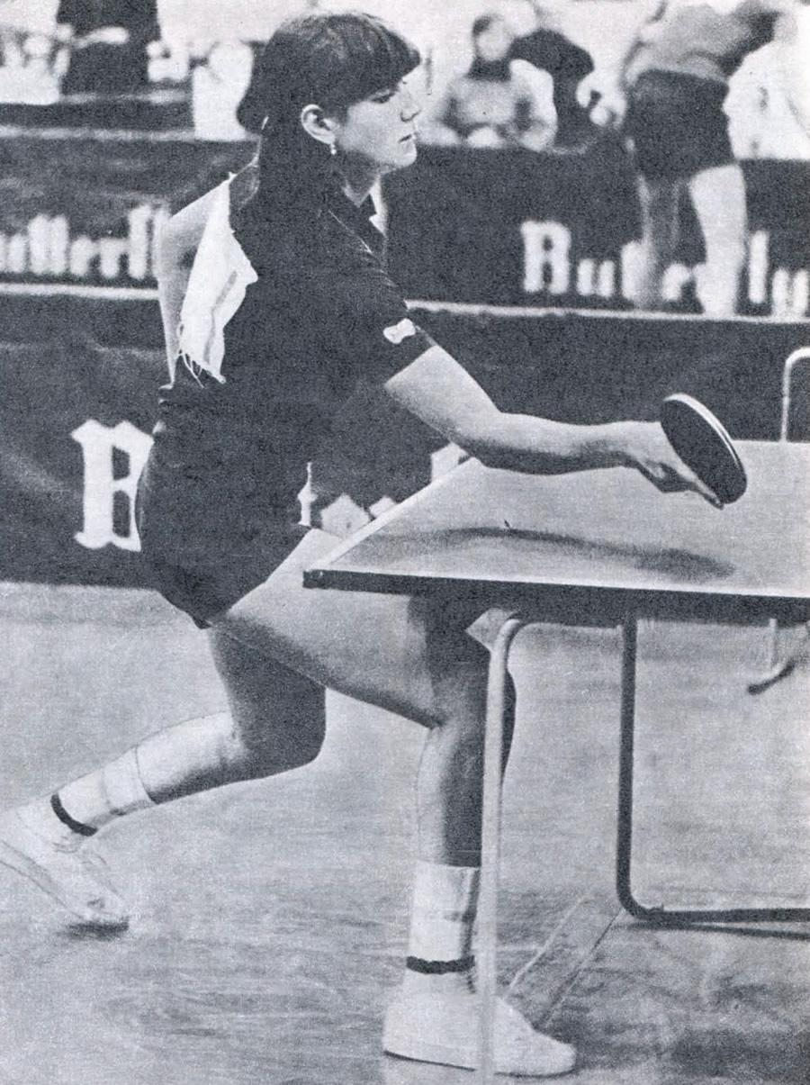 Мастер спорта международного класса минчанка Инга Яворовская