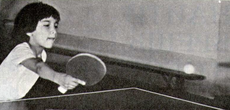 Начинающий теннисист