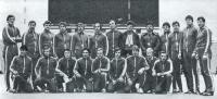 Регбисты московского «Локомотива» чемпионы СССР 1983 года