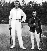 Владимир Канкрин (слева) и Евгений Кудрявцев