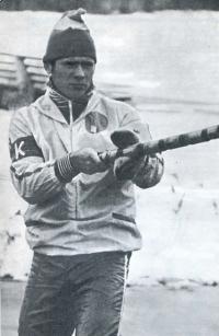 Юрий Ляпустин готов к броску